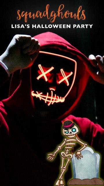 Halloween Snapchat Geofilters