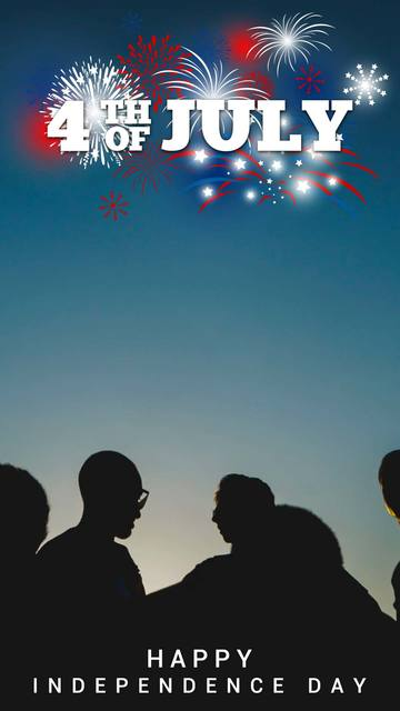 4th of July Snapchat Geofilters