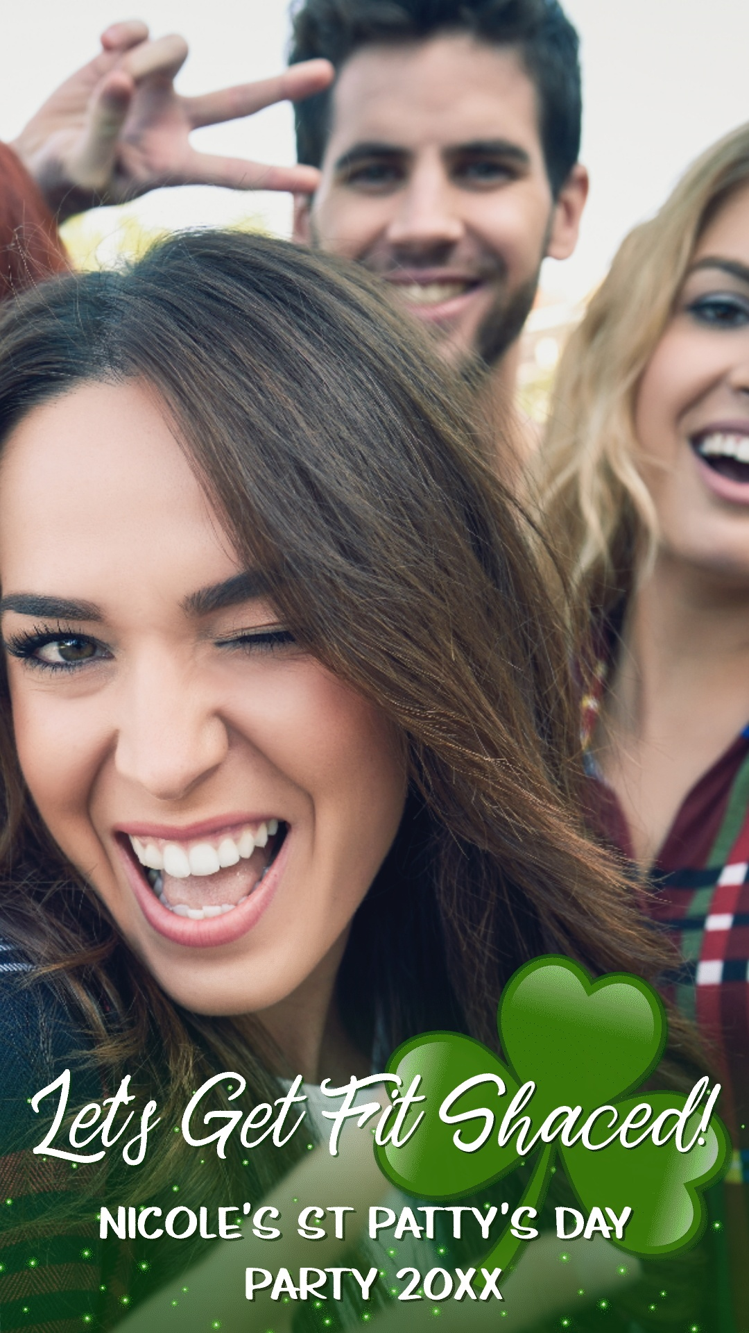 Patrick's Day Snapchat Geofilters