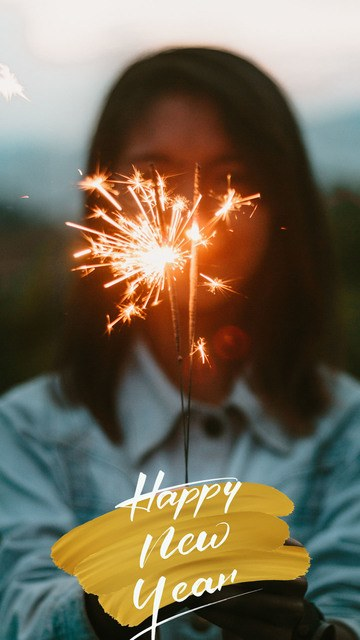 New Year Snapchat Geofilters