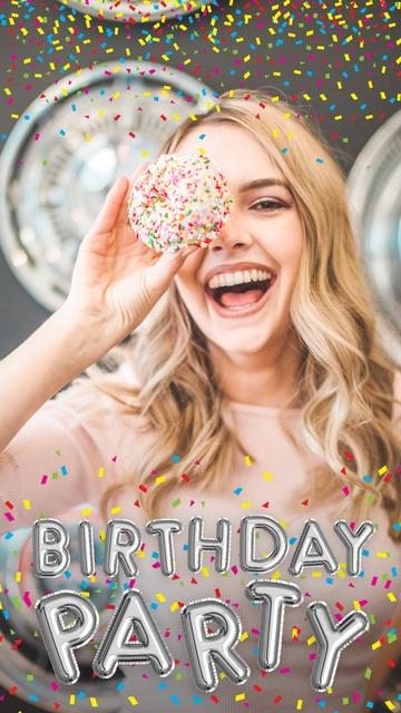 Birthday Snapchat Geofilters