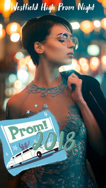 Prom Snapchat Geofilters
