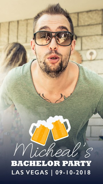 Bachelor Party Snapchat Geofilters