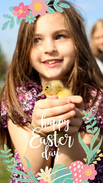 Create a custom Easter Snapchat filter with SwipeStudio