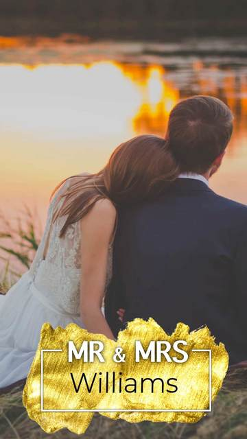 Wedding Snapchat Geofilters