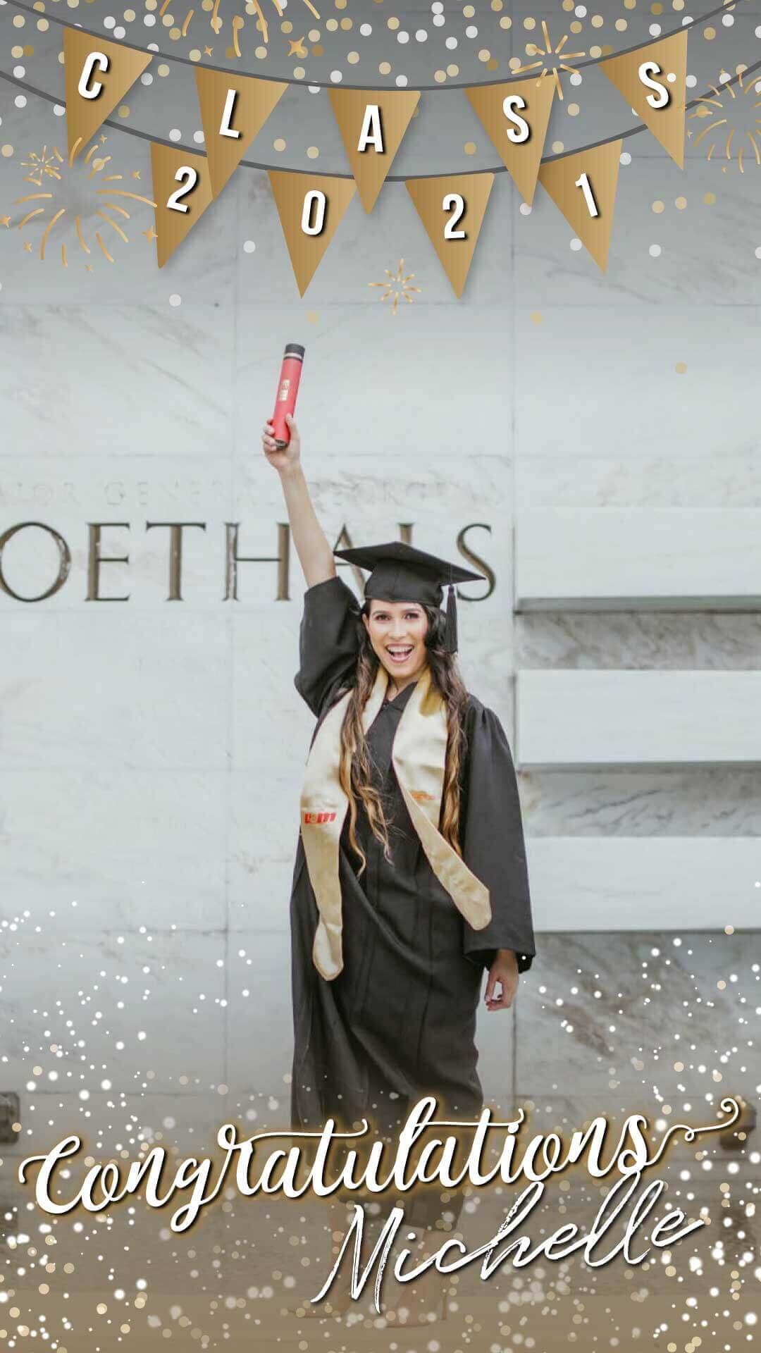 Graduation Snapchat Geofilters