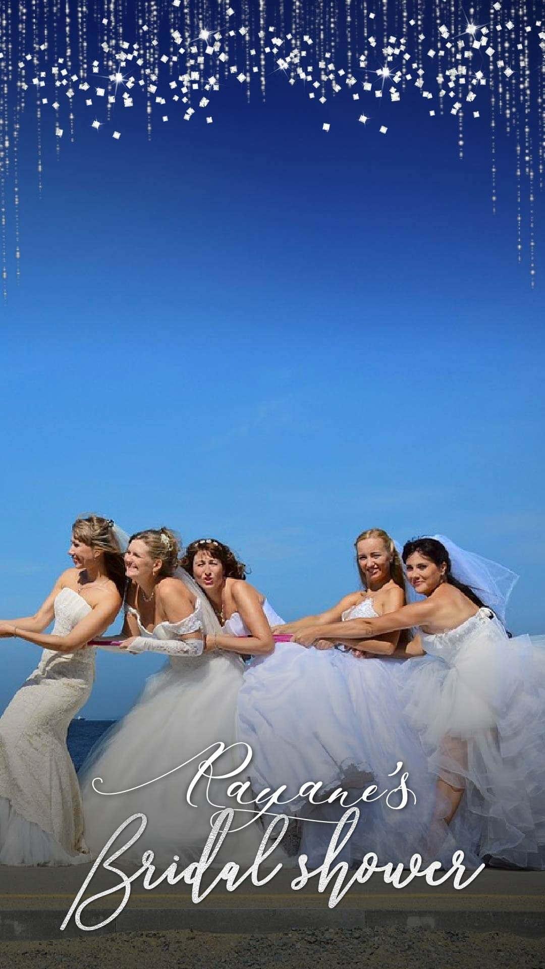 Bridal Shower Snapchat Geofilters